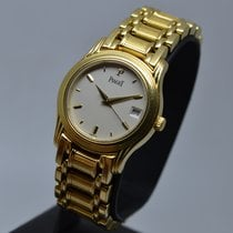 Piaget Polo 18K Gold 27mm Lady with 1 year warranty