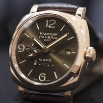 Panerai Radiomir 1940 10 Days GMT Automatic Oro Rosso 45 mm