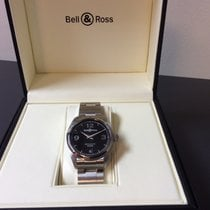 Bell & Ross MEDIUM AUTOMATIC STAINLESS STEEL