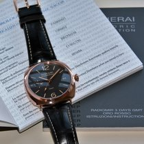 Panerai Radiomir GMT Rose Gold Number 1/750