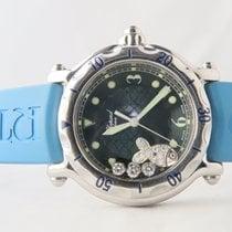 Chopard Happy Sport Fish Diamonds Ref: 8347 (Box&Papers)
