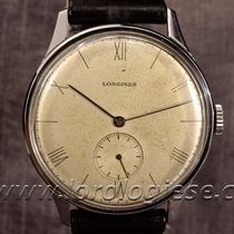 Longines Classic Vintage 1943 Large 37,8 Mm Steel Watch Ref....