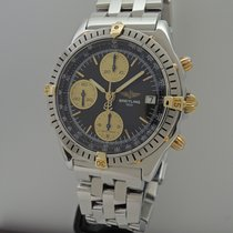 Breitling Chronomat Chronograph -Stahl-Gold/ Stahlband B13048