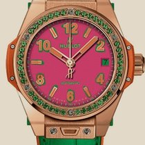 Hublot Big Bang Pop Art King Gold Apple 39mm