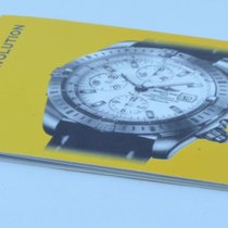 Breitling Anleitung Manual Chronomat Evolution Rus Russisch