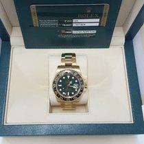 Rolex Gmt Master 2 Green Dail