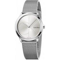 ck Calvin Klein minimal Uhr 35mm K3M2212Z