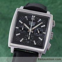 TAG Heuer Monaco Chronograph Automatik Edelstahl Cs2111 Herrenuhr