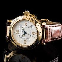 Cartier Pasha 750/000 Gg 38mm Ref 2392