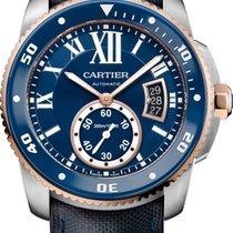Cartier Calibre De Cartier Diver Steel and Rose gold - W2CA0008