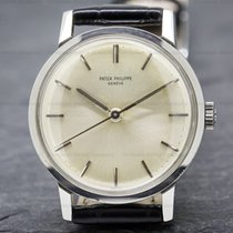 Patek Philippe 3483 Vintage Stainless Steel 3483 / Center...