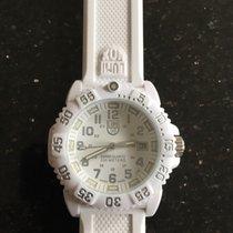 Luminox Navy Seal White