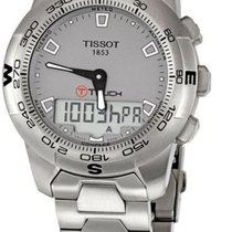 Tissot T-Touch II silber