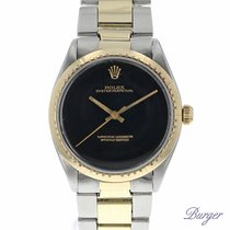 Rolex Oyster Perpetual Gold/Steel