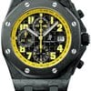 Audemars Piguet Royal Oak Offshore Bumble Bee Forged Ca...