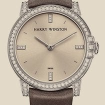 Harry Winston Premier Midnight Quartz 39 mm