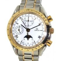 Omega Annual Calender 54060491 Steel Yellow Gold, 38mm