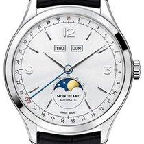 Montblanc Heritage Chronometrie Quantieme Complet NEU  B+P