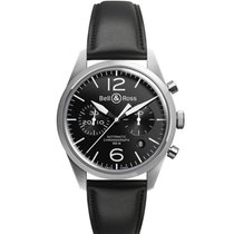 Bell & Ross VINTAGE BR126 ORIGINAL BLACK