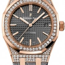 Audemars Piguet Royal Oak 37mm - rose gold - slate dial