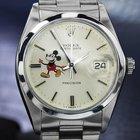 Rolex Precision 6694 Mickey Dial C.1977 (5022)
