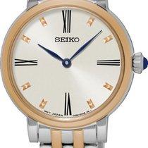 Seiko 7N SFQ816P1 Damenarmbanduhr Klassisch schlicht