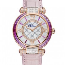 Chopard Imperiale Mother-of-Pearl with Diamonds Dial Ladies Watch
