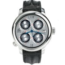 Jacob & Co. GMT World Time Automatic