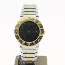 Bulgari Steel/Gold (B&P1995) Unpolished Quartz 26mm