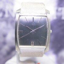 Eterna-Matic 3000 18K Weißgold Automatik Vintage Dresswatch