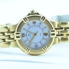 Maurice Lacroix Calypso Damen Uhr Vergoldet 25mm Schön Mit...