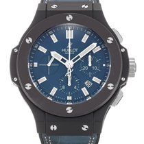 Hublot Big Bang Jeans Denim Blue
