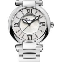 Chopard Imperiale 36mm Quartz Silver With Mother Of Pearl...