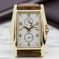 Patek Philippe 5100J-001 10 Day Power Reserve 18K Yellow Gold...