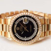 Rolex Day Date 18388 Originalbesatz, original diamond set