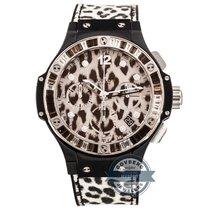 Hublot Big Bang Snow Leopard Chronograph Limited Edition...