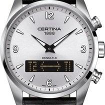 Certina DS Multi-8 C020.419.16.037.00 Herrenchronograph Mit...