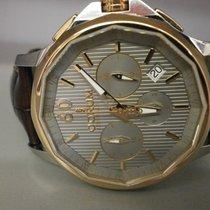 Corum Admirals Cup Legend 42 Chronograph 18k Rose & S/S