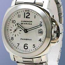 """Panerai Gent's Stainless Steel 40mm  """"Luminor Marina&#..."""