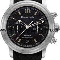 Blancpain Leman 2182f-1130a-64b