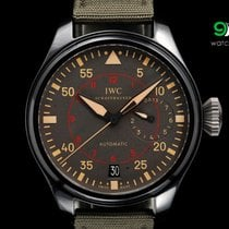 IWC Big Pilot's Watch Top Gun Miramar Black Ceramic...