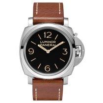 Panerai Luminor 1950 3 Days Acciaio manual winding Mens watch...