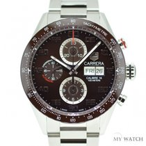 TAG Heuer タグ・ホイヤー (TAG Heuer) Carrera Chronograph Day Date (NEW)