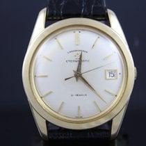 Eterna-Matic Chronometer Gold 60er Jahre Vintage