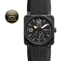 Bell & Ross - BR 03-51 GMT Carbon