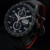 TAG Heuer Carrera Calibre 16 Day-Date Automatic Chronograph Black