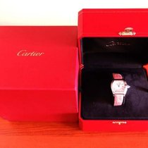 Cartier Roadster MOP Speacial Edition 2675 SS 30x36mm Date Watch