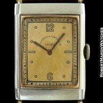 Vacheron Constantin Vintage Tank Watch 18k Rose Gold &...