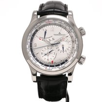 Jaeger-LeCoultre Master World Geographic Power Reserve (Box...