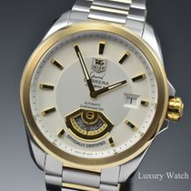 TAG Heuer Grand Carrera Chronometer Calibre 6 SS & 18K...